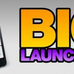 BIG Launcher! Ideaal voor senioren, slechtzienden & kinderen